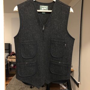 Woolrich Wool Vest size small